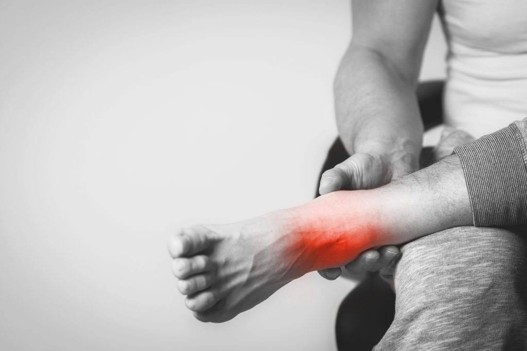 El dolor derivado de trastornos ortopédicos puede deberse a cualquier lesión en huesos o articulaciones.